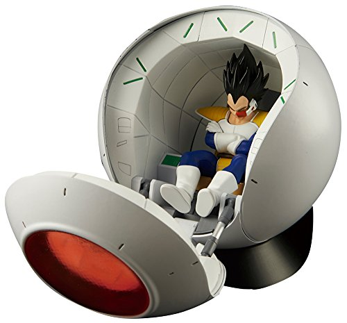 Bandai Hobby Figure-Rise Mechanics Saiyan Space Pod