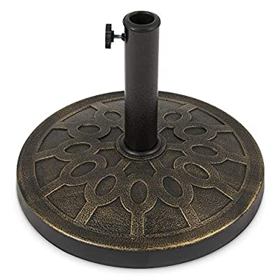 """Best Choice Products 18"""" Patio Umbrella Base Stand"""