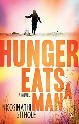 Hunger Eats a Man pdf