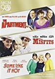 Triple Feature: The Apartment / The Misfits / Some Like it Hot