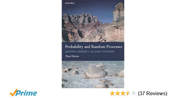 Amazon probability and random processes 9780198572220 amazon probability and random processes 9780198572220 geoffrey r grimmett david r stirzaker books fandeluxe Image collections