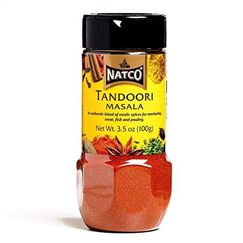 Natco Tandoori Masala (5 Items Per Order) by Natco Tandoori