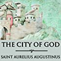 The City of God Audiobook by  Saint Augustine Narrated by Bernard Mayes