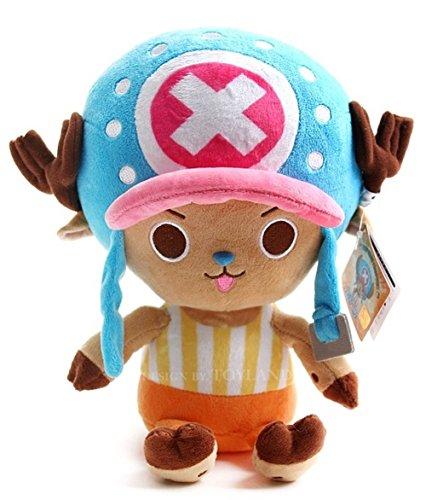 Devil Plush Doll - NEW One Piece New World Tony Chopper Authentic Stuffed Plush Doll 10