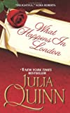 What Happens in London, Julia Quinn, 0061491888