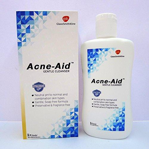 โฟมล้างหน้า Acne Aid