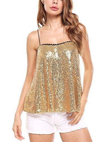 Gold Cami - 5