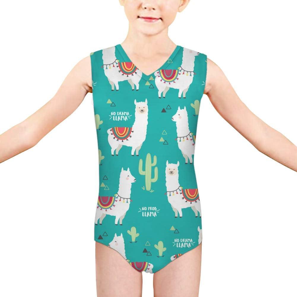 HUGS IDEA Badeanzug f/ür M/ädchen im Alter von 3 14 Jahren