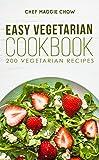 Free eBook - Easy Vegetarian Cookbook