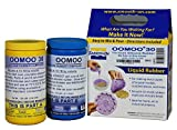 #4: Smooth-On Silicone Mold Making, Liquid Rubber OOMOO 30, Easy to Use - Trial Size 2.8 lb