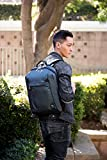 VanGoddy Adler Navy Blue Laptop Backpack for