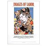 Labor History - Eugene Debs- Images of Labor Poster