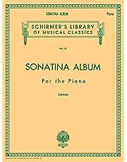 Sonatina Album: Schirmer Library of Classics Volume 51 Piano Solo
