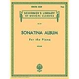 Sonatina Album: Schirmer Library of Classics Volume 51 Piano Solo (Schirmer's Library of Musical Classics)