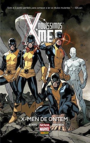 Novíssimos X-Men – X-Men De Ontem