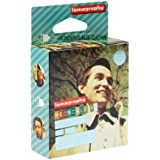 Lomography 662 120 mm 50-200/120 ISO Redscale XR Negative - Pack of 3 (Green)