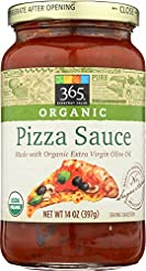 365 Everyday Value, Organic Pizza Sauce,...