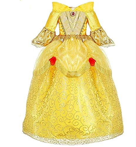 with Belle Costumes design