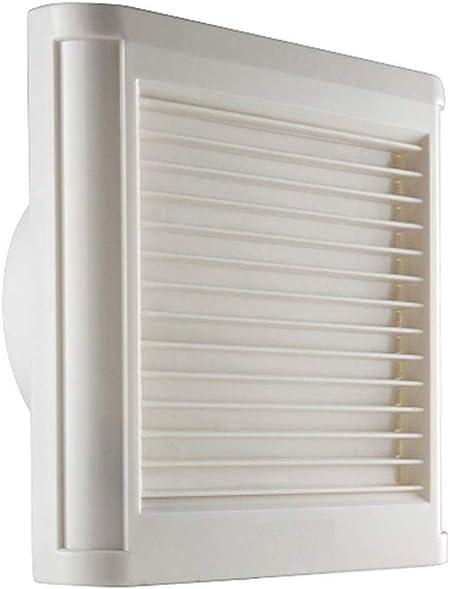 MHRCJ De Ruido de Ventilador de Baja Ventilador de ventilación de Escape baño Pared de Cristal de la Ventana pequeña silencioso: Amazon.es: Hogar