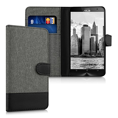 kwmobile Wallet Case for Asus ZenFone 2 ZE550ML/ZE551ML for sale  Delivered anywhere in Canada
