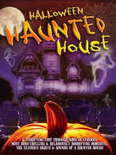 Haunted House Halloween Party - Halloween Haunted House: (Virtual Haunted House)