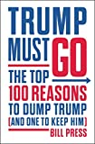 """I would give myself an A+"" ―Donald Trump, on his first 100 days in office.    Americans increasingly agree on one thing: Every day that Trump stays in office, he diminishes the United States and its people.    In Trump Must Go, TV and radio host ..."