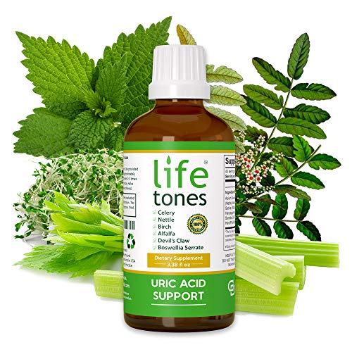 Lifetones Uric Acid Support
