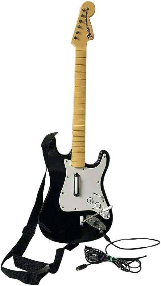 TYewa98556 - Mando USB con cable para Microsoft Xbox 360 Fender Rock Band Guitar Hero: Amazon.es: Hogar