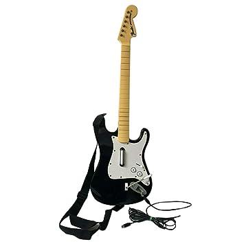 TYewa98556 USB-Gamecontroller für Microsoft Xbox 360 Fender Rock Band Guitar Hero siehe abbildung