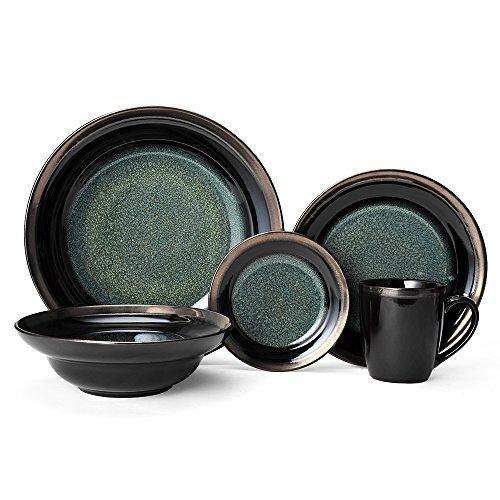 Gourmet Basics Jade Dinnerware Set (40 Piece)