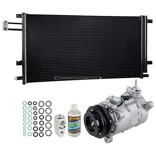 A/C Kit w/AC Compressor Condenser & Drier For Chevy Silverado GMC Sierra 1500 V6 2014 2015 2016 - BuyAutoParts 60-89903R6 New