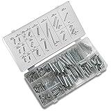 200pc Spring Assortment Set Dailydeals 928 Zinc Plated Steel Compression Carburetor Extension