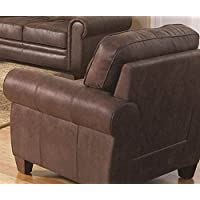 Coaster Bentley Coated Microfiber Chair
