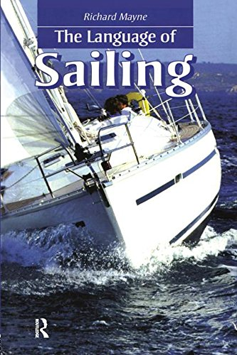 The Language of Sailing by Routledge