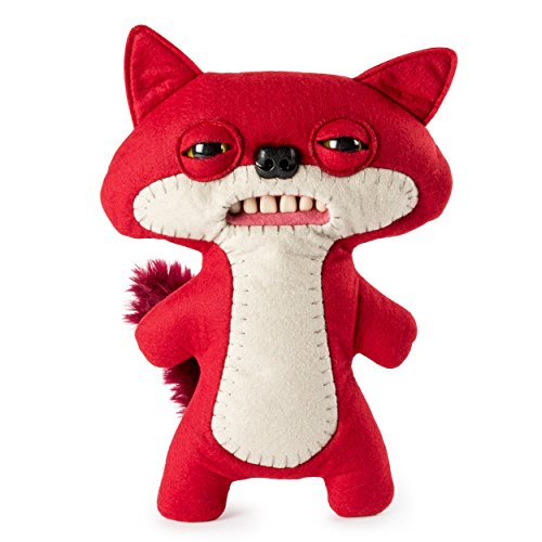 Suspicious Fox 9