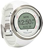 VOICE CADDIE T1 Hybrid Golf Watch - White