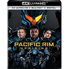 Pacific Rim Uprising debuts on Digital June 5 and on 4K, 3D, Blu-ray and DVD June 19 from Universal