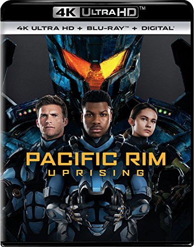 Pacific Rim Uprising [Blu-ray] for sale  Delivered anywhere in USA