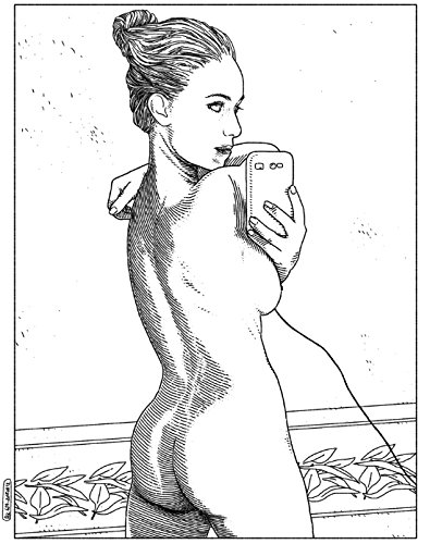 Apollonia Saintclair 594 20150912 Les amatrices I Canvas Wal