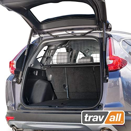 Travall Guard Compatible with Honda CR-V 2017-Current TDG1544 – Rattle-Free Steel Pet Barrier