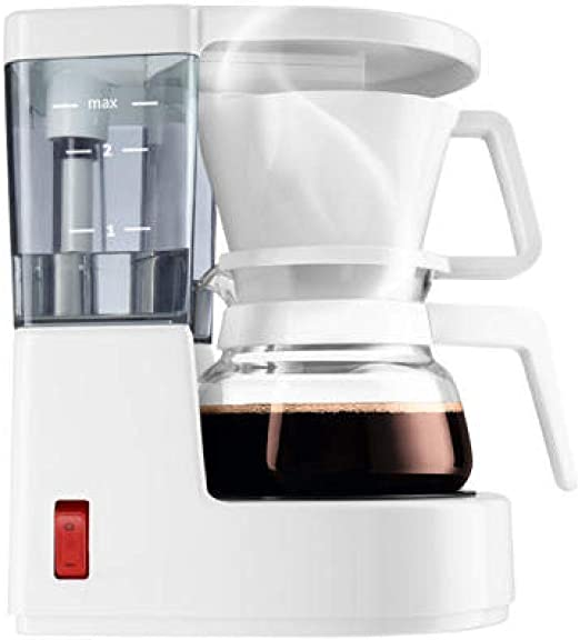 Máquina de café, cafetera de filtro, con filtro reutilizable y ...
