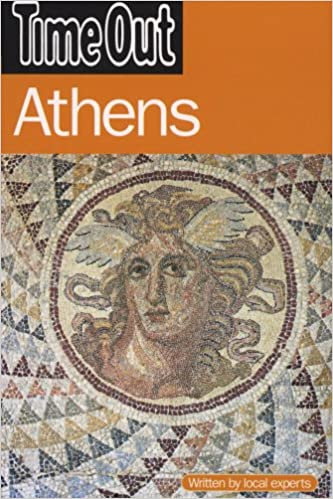 Book Time Out Athens - 3rd Edition