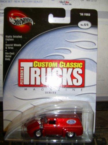 hot wheels 56 ford truck - 3