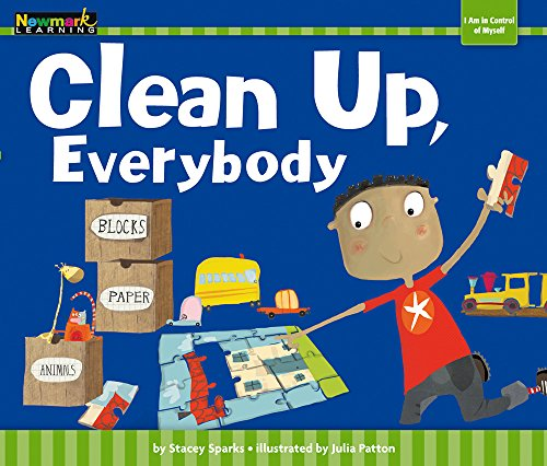 Clean Up  Everybody Lap Book