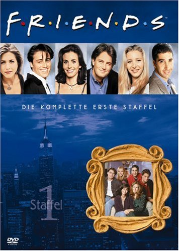 friends staffel 1