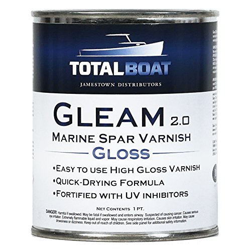 TotalBoat Gleam Spar Varnish (Clear Gloss Pint)