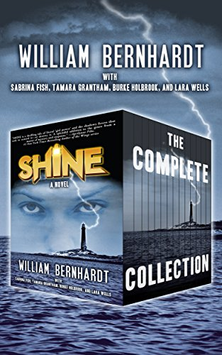 book cover of Shine: The Complete Collection