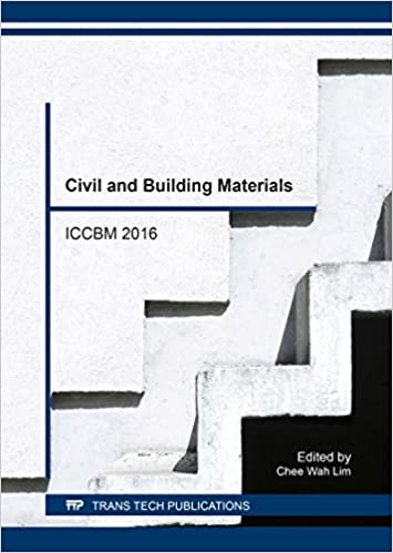 Cover art for Civil and Building Materials by Chee Wah Lim