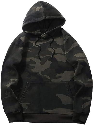 Bangyin Camouflage Hoodies Hommes Sweat Mâle Camo À Capuche
