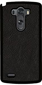 Funda para LG G3 - Cuero Negro